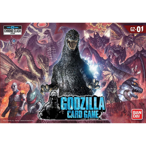 Godzilla Card Game - The Upper Hand