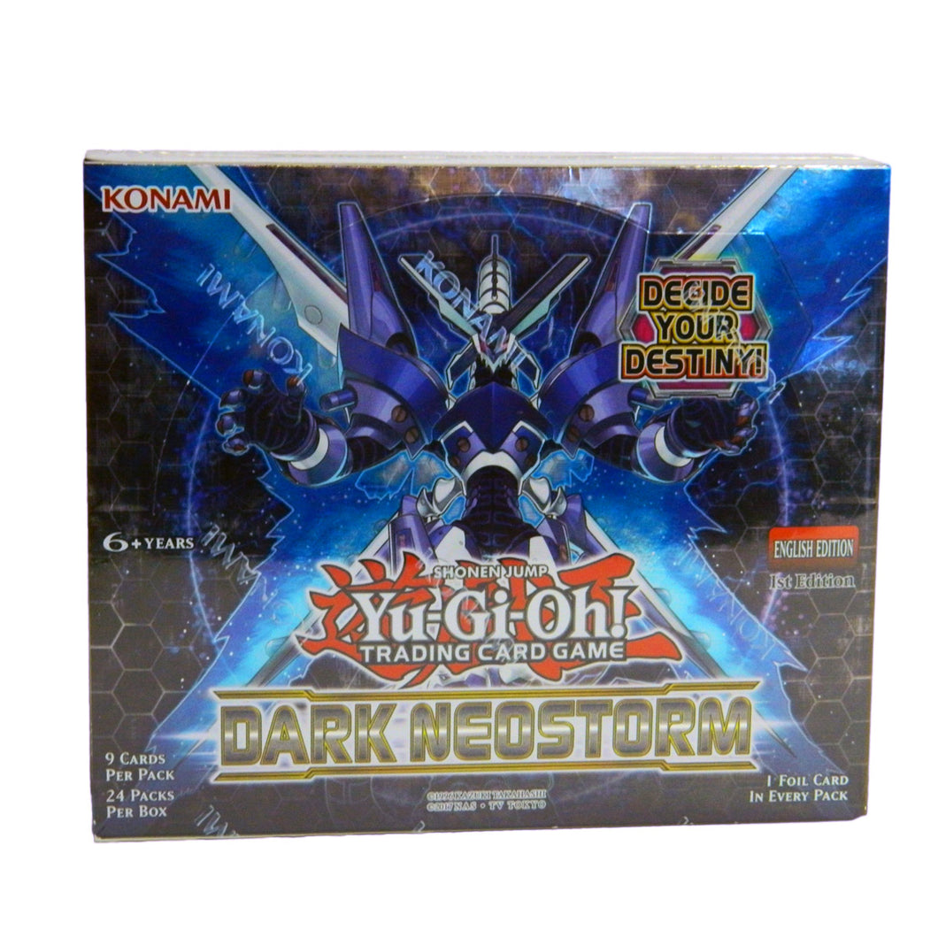 Yu-Gi-Oh! Dark Neostorm Booster Box - The Upper Hand