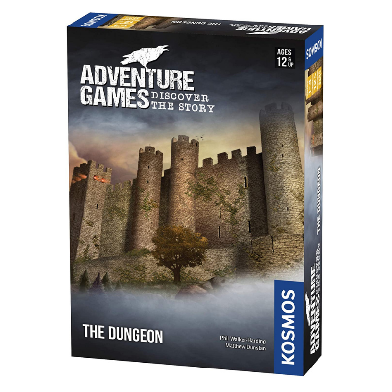 Adventure Games: Discover the Story - The Dungeon - The Upper Hand