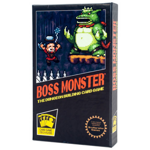 Boss Monster: The Dungeon Building Card Game - The Upper Hand