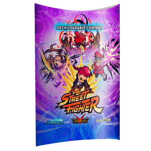 UniVersus DLC 3: Street Fighter Collectible Card Game DLC - The Ipper HANd