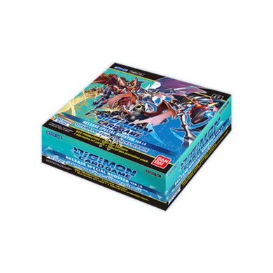 Digimon Version 1.5 Booster - The Upper Hand