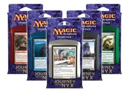 Magic the Gathering Journey into Nyx Intro Deck