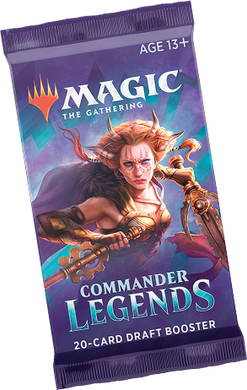 Magic: The Gathering - Commander Legends Booster Pack
