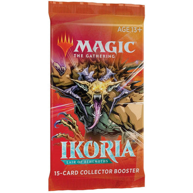 Magic the Gathering Ikoria Collector Booster Pack - The Upper HAnd