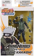 Load image into Gallery viewer, Naruto Shippuden: Anime Heroes Hatake Kakashi Figure