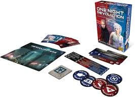One Night Revolution Card Game