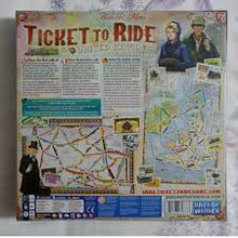 Load image into Gallery viewer, Ticket to Ride United Kingdom