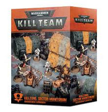 Load image into Gallery viewer, Warhammer 40K Kill Team Kill Zone: Sector Munitorum Environment Expansion  - The Comic Warehouse