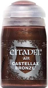 Warhammer Citadel Paint: AIR Castellax Bronze - Comic Warehouse