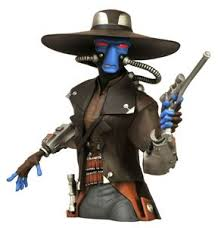 Star Wars Cad Bane Bust Bank