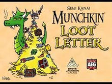 Load image into Gallery viewer, Munchkin Loot Letter