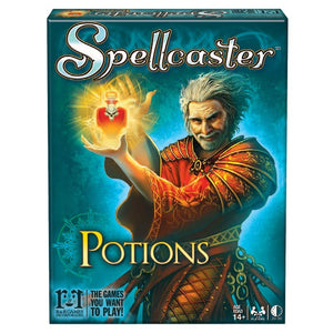 Spellcaster Potions Card Game