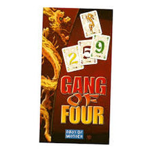 Load image into Gallery viewer, Gang of Four Card Game