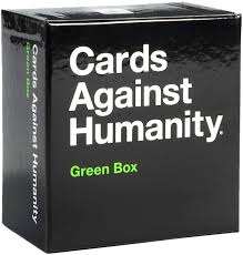 Cards Against Humanity Green Expansion Deck