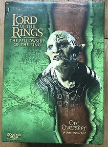 Orc Overseer: The Lord of the Rings (Fellowship) 1/6 Scale Polystone Figure - Comic Warehouse