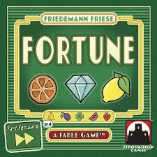 Fast Forward:#4 Fortune A Fable Card Game