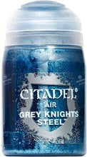 Load image into Gallery viewer, Warhammer Citadel Paint: AIR Grey Knights Steel - Comic Warehouse