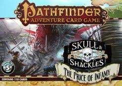 Pathfinder Adventure Card Game Skull & Shackles Exp. The Price of Infamy