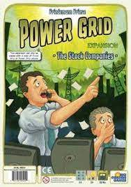 Power Grid Exp. The Stock Companies