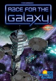 Race for the Galaxy Revised 2nd Edition