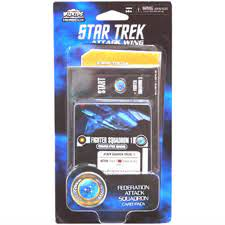 Star Trek Attack Wing Exp. Pack Federation Attack Squadron