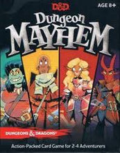 Load image into Gallery viewer, Dungeon Mayhem Card Game