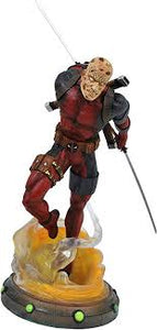 Deadpool Unmasked Pvc Gallery Figure