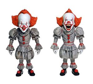 It: Chapter Two: Pennywise Pvc Figures (Set of 2)