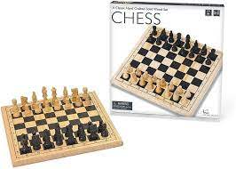 New Entertainment Wooden Chess