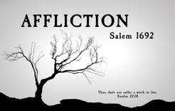 Affliction Salem 1692