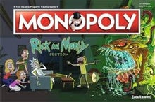 Load image into Gallery viewer, Monopoly: Rick and Morty