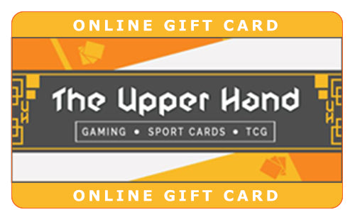 The Upper Hand Gift Card - The Upper Hand