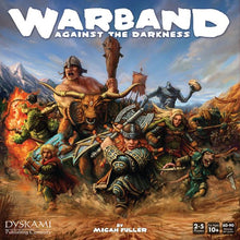 Load image into Gallery viewer, Warband: Against the Darkness