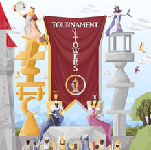 Load image into Gallery viewer, Tournament of Towers: Kickstarter Edition
