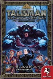 Tailsman 4th Ed. The blood Moon Expansion
