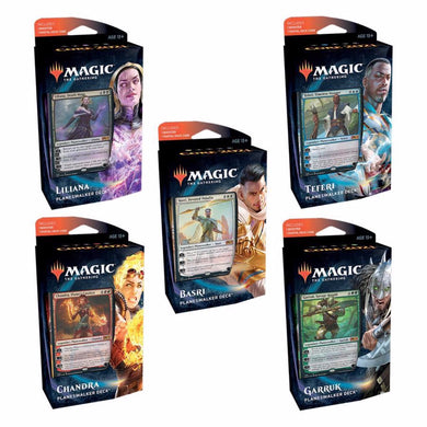 Magic the Gathering Core 2021 Planeswalker Deck - The Upper Hand
