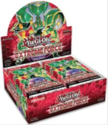 Yu-Gi-Oh! Extreme Force Booster Box