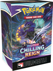 PRE-ORDER Pokemon Chilling Reign Build and Battle Kit
