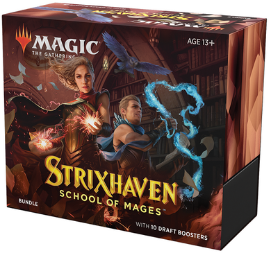 Magic the Gathering Strixhaven Bundle