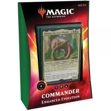Magic the Gathering - Enhanced Evolution Commander 2020 Deck