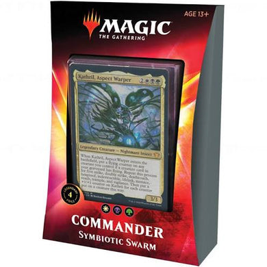 Magic the Gathering - Symbiotic Swarm Commander 2020 Deck
