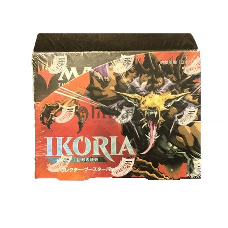 Magic the Gathering Ikoria Japanese Collector Booster Box
