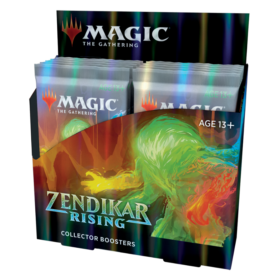 Zendikar Rising - Collector Boosters - The Upper Hand