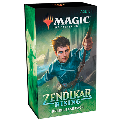 Zendikar Rising - Prerelease Pack - The Upper Hand