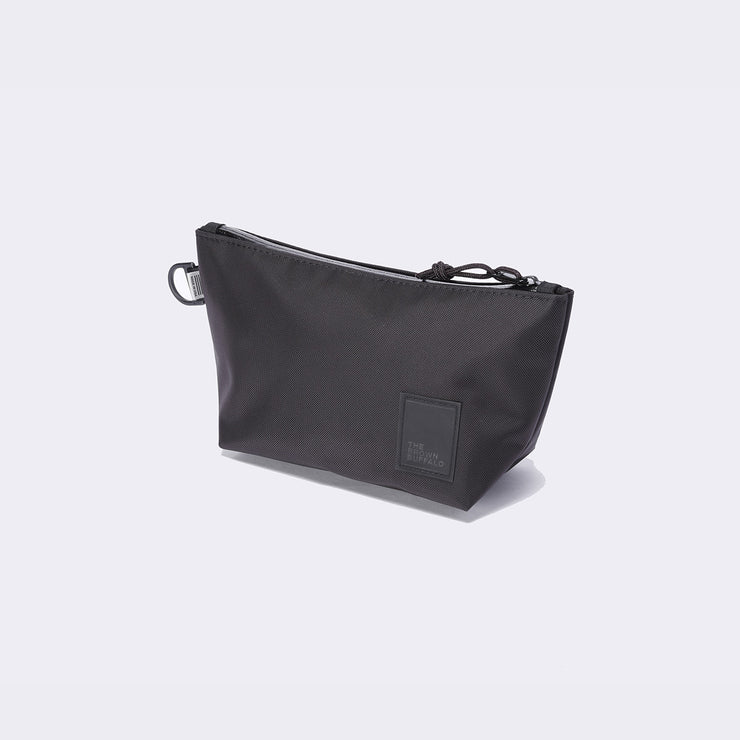 DOPP KIT - BALLISTIC BLACK