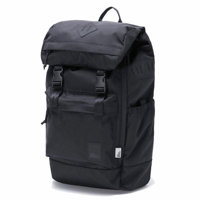 HILLSIDE BACKPACK - BALLISTIC BLACK