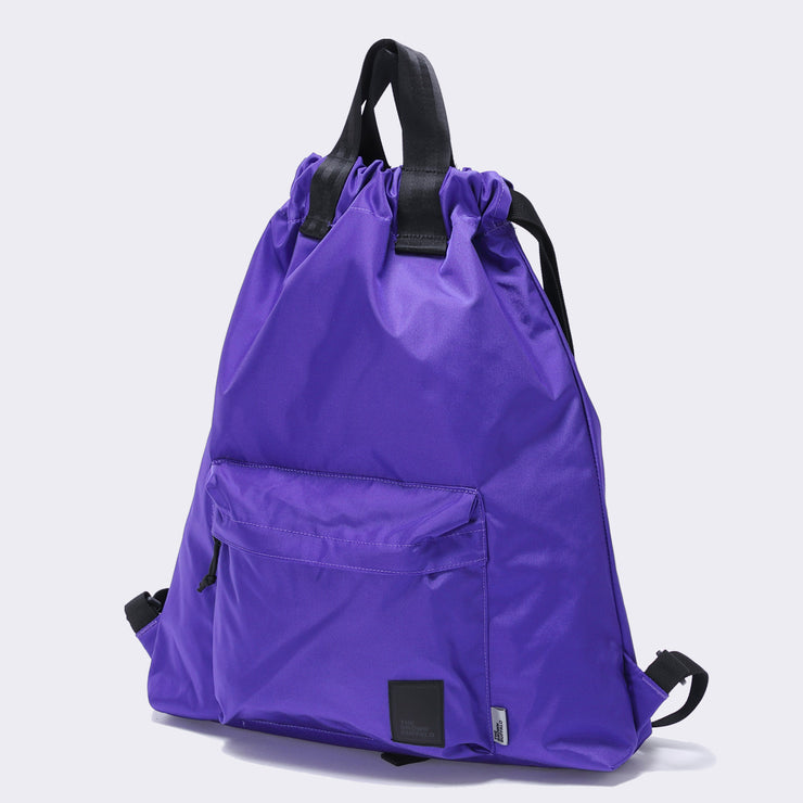 HOBO BACKPACK - PURPLE