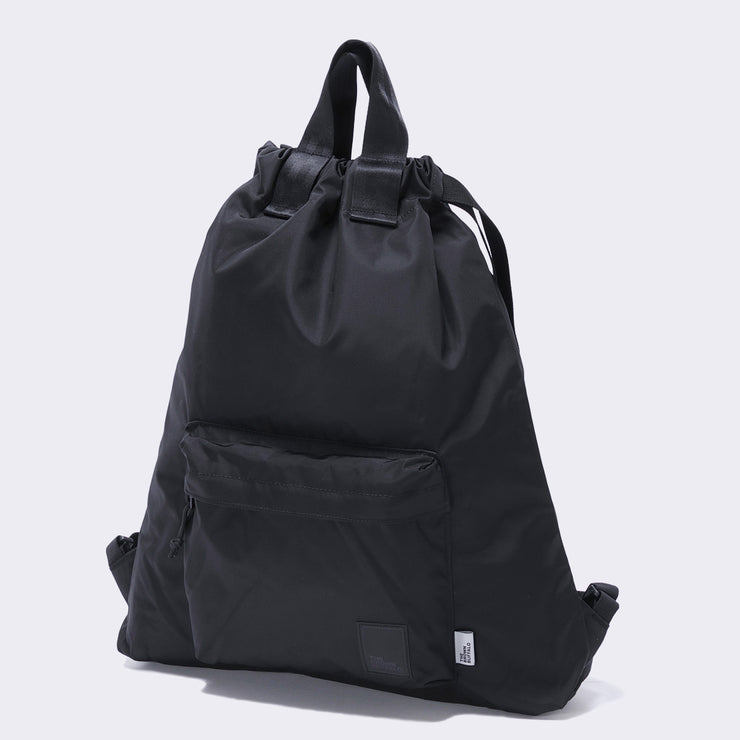HOBO BACKPACK - BLACK