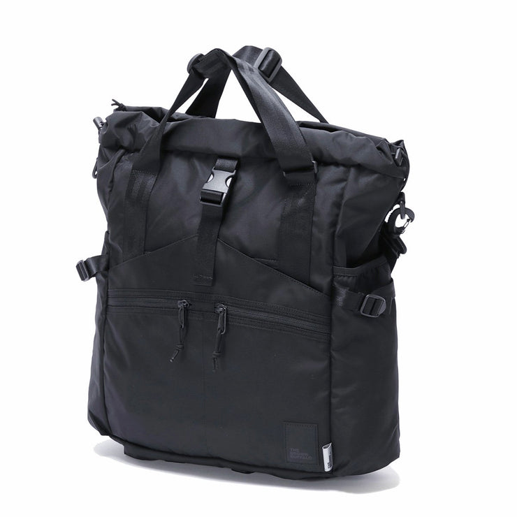 HELMET BACKPACK - BLACK